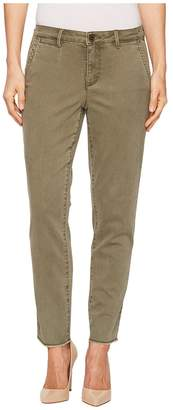 NYDJ Skinny Ankle Chino w/ Fray Women's Casual Pants