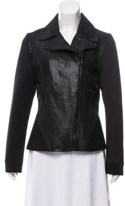 Zac Posen Zoey Leather Jacket w/ Tags