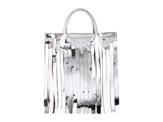 MM6 MAISON MARGIELA Metallic Fringe Bag