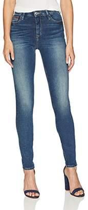 Tommy Hilfiger Women's Skinny Santana High Waist Jeans