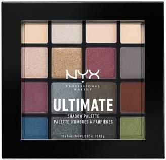 NYX Ultimate Shadow Palette - Smokey/Highlight
