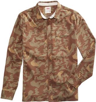 Levi's Men Woven Slub Shirt