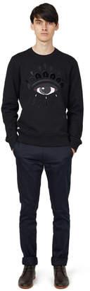 Icons Kenzo Eye Cotton Molleton Sweatshirt