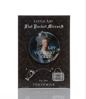 Tokyomilk - Marie Antoinette Flat Pocket Mirror - 1 ea