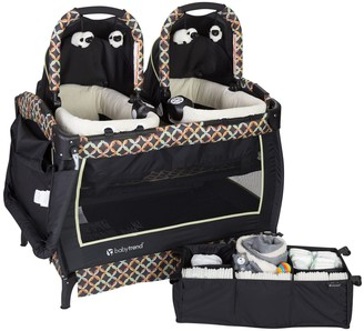 Baby Trend Twins Nursery Center Circle Tech Playard