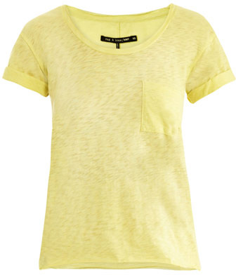 Rag and Bone Rag & Bone The Pocket T-shirt