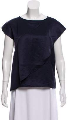 Zero Maria Cornejo Sleeveless Linen Top w/ Tags