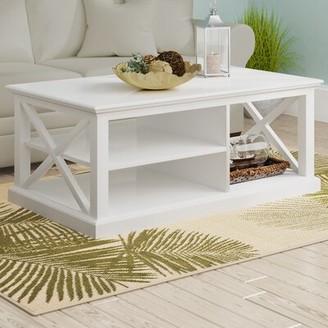 Beachcrest Home Amityville Coffee Table