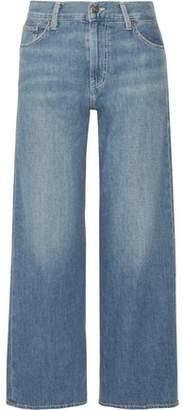 Vince High-Rise Wide-Leg Jeans