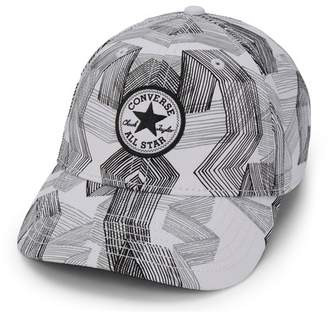 Converse Scattered Stripe Baseball Cap
