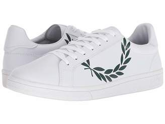 Fred Perry B721 Printed Laurel Leather
