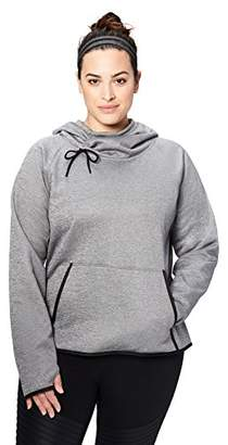 ce069f57d66 Core 10 Women s Chill Out Fleece Cowl Sweatshirt (XS-XL · Amazon.com ...