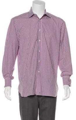 Ralph Lauren Purple Label French Cuff Shirt
