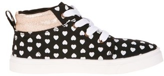 SAM. Oomphies Girls' Casual Mid-Top Shoe