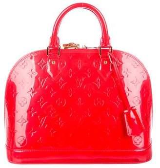 Louis Vuitton Vernis Alma PM