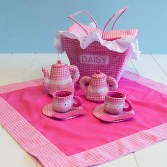 Jolly Fine Personalised Tea Party Set