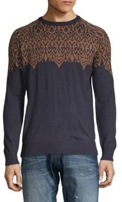 Scotch & Soda Rocker Fair Isle Pullover