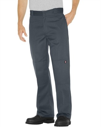 Dickies Men's Loose Fit Double-Knee Twill Work Pants