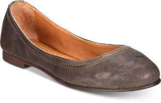 Frye Women Carson Ballet Flats Women Shoes