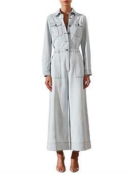 Shona Joy Noah Long Sleeve Jumpsuit