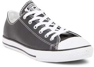 Converse Chuck Taylor Leather Oxford Sneaker (Little Kid & Big Kid)