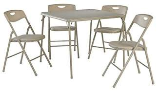 Cosco 5-Piece Folding Table and Chair Set