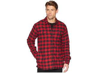 Dickies 67 Collection - Flannel Shirt Jacket with Sherpa Lining