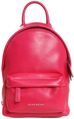 Givenchy Nano Smooth Leather Backpack