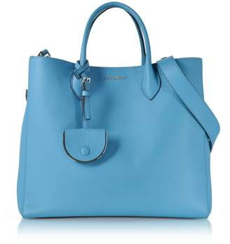 Coccinelle Jamila Pebbled Leather Tote