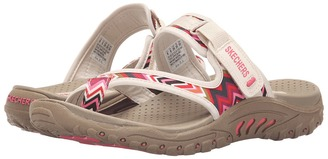 SKECHERS - Reggae - Zig Swag Women's Sandals $44.99 thestylecure.com