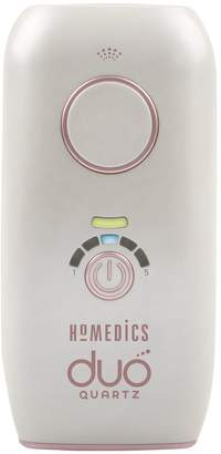 Homedics Duo Quartz Compact IPL Hair Removal System