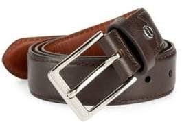 Shinola Bomb Beta Leather Belt