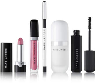 Marc Jacobs Beauty - Effortlessly Irresistible 5-piece Beauty Bestsellers Collection - Neutral