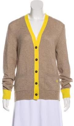 Celine Long Sleeve Cashmere Cardigan