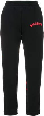Nicopanda cropped sweat pants