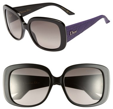 Christian Dior 'Ladylady' 56mm Sunglasses