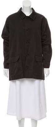 eskandar Lightweight Linen Jacket