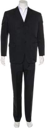 Prada Wool & Silk Tuxedo