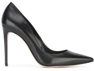 Alexander McQueen pointed toe pumps $625 thestylecure.com