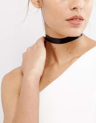 ASOS Satin Choker Necklace $8 thestylecure.com