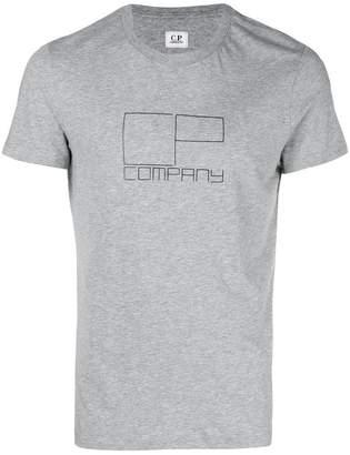 C.P. Company printed logo T-Shirt