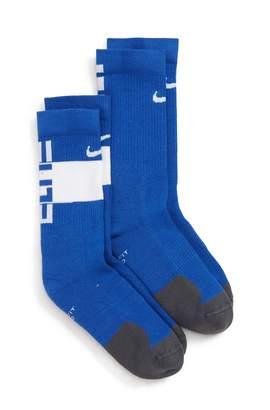 Nike 2-Pack Elite Crew Socks