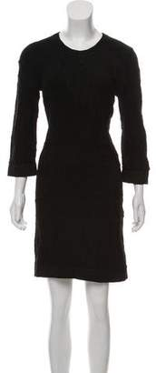 Chanel Paris-Byzance Wool Dress