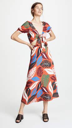 Rachel Pally Wrap Top & Skirt Set