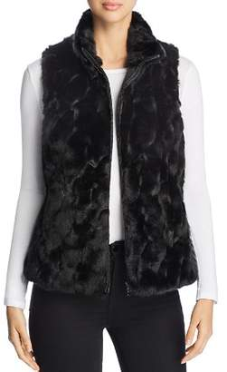 Bagatelle Reversible Faux Fur Vest