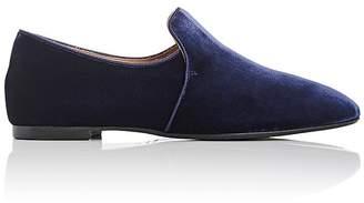 The Row Women's Velvet Alys Venetian Loafers