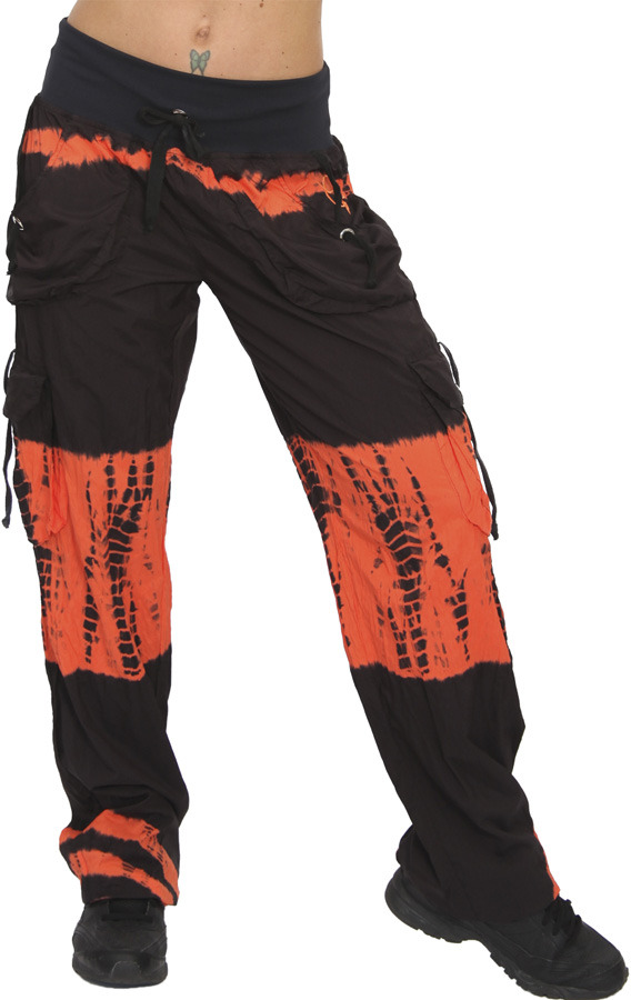603 Equilibrium Activewear Fly Cargo Pants #603
