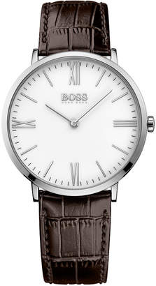 HUGO BOSS Jackson Watch Brown