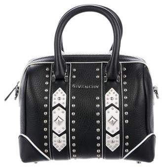 Givenchy Micro Lucrezia Leather Satchel