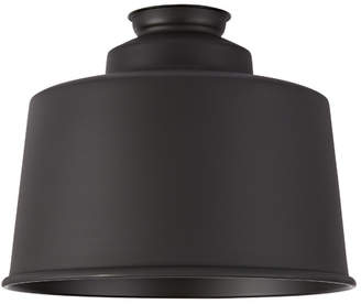 Rejuvenation 8in. Cylinder Shade - Oil-Rubbed Bronze